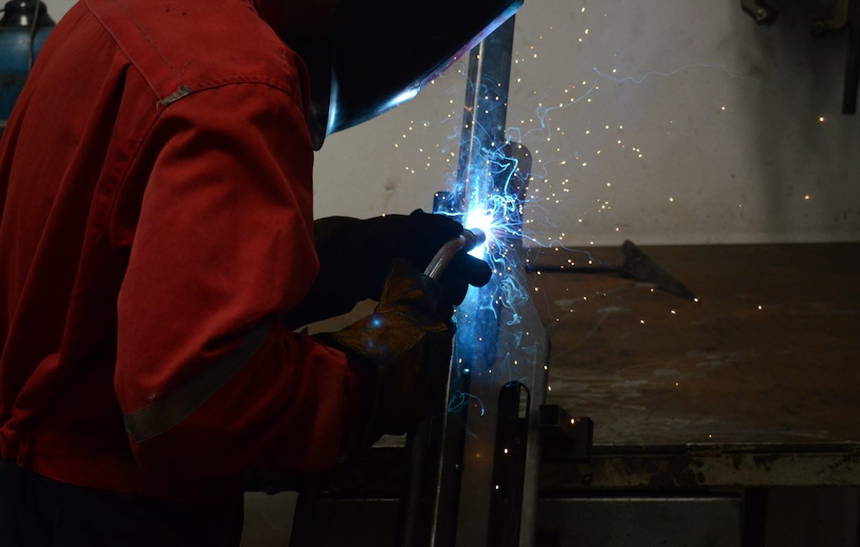 high quality welding services at top sheet metal fabrication companies in vietnam
