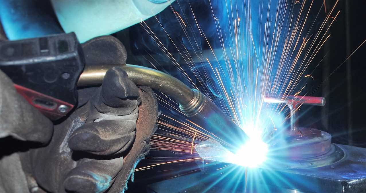 what is mig or tig or spot or arc welding in vietnam