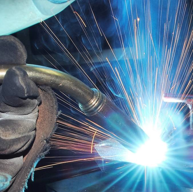 Welding Definition &  Their Types  and Process