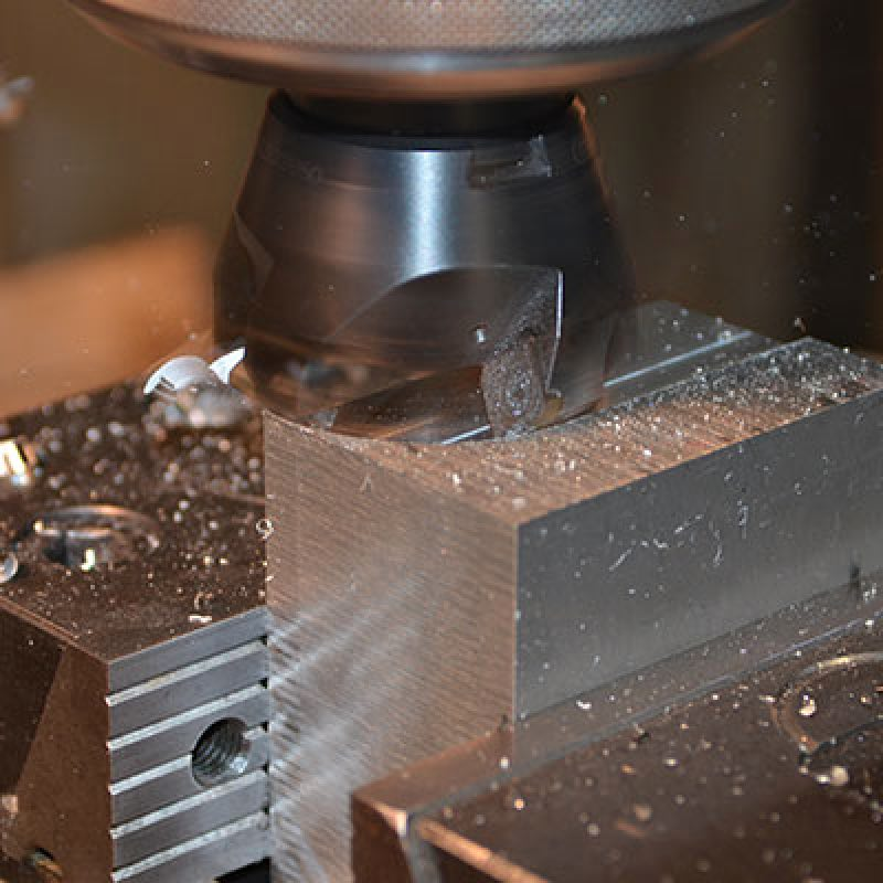 face milling fabrication services