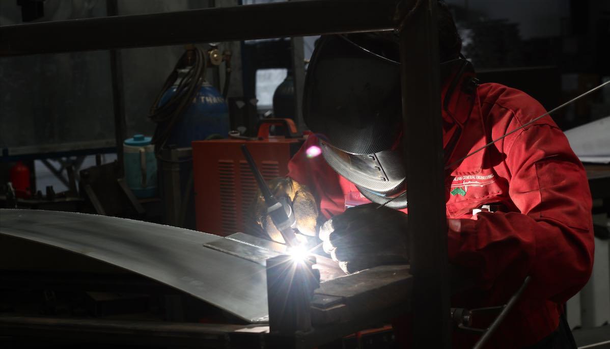 aluminum welding in vietnam