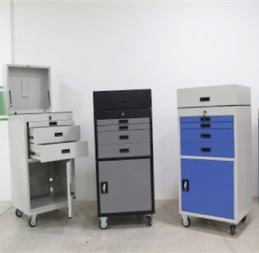 Automotive Diagnostic Trolley/Tool Storage